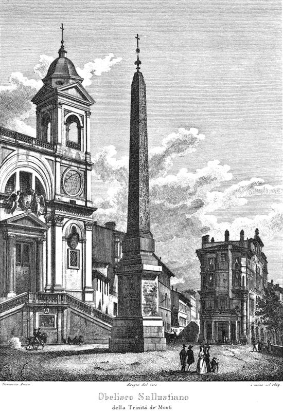 Gli Obelischi Di Roma Romanoimpero Com
