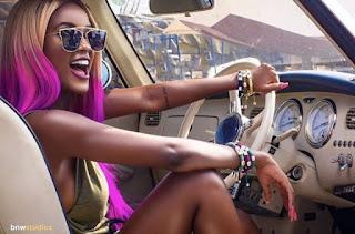 DIZ Africana ft. Vanessa Mdee – Romance