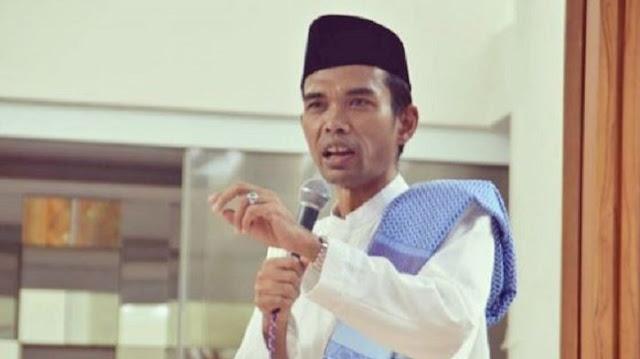 Beredar Isu Dirinya Bersedia Jadi Cawapres, Ustaz Abdul Somad: Hoax