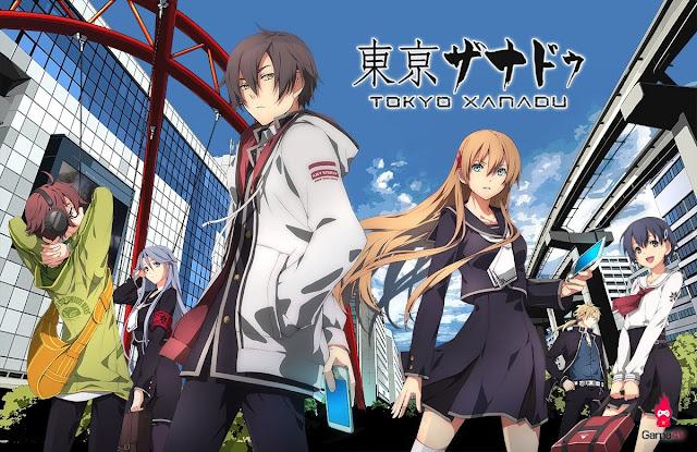Link Download Game Tokyo Xanadu eX+ (Tokyo Xanadu eX+ Free Download Game)