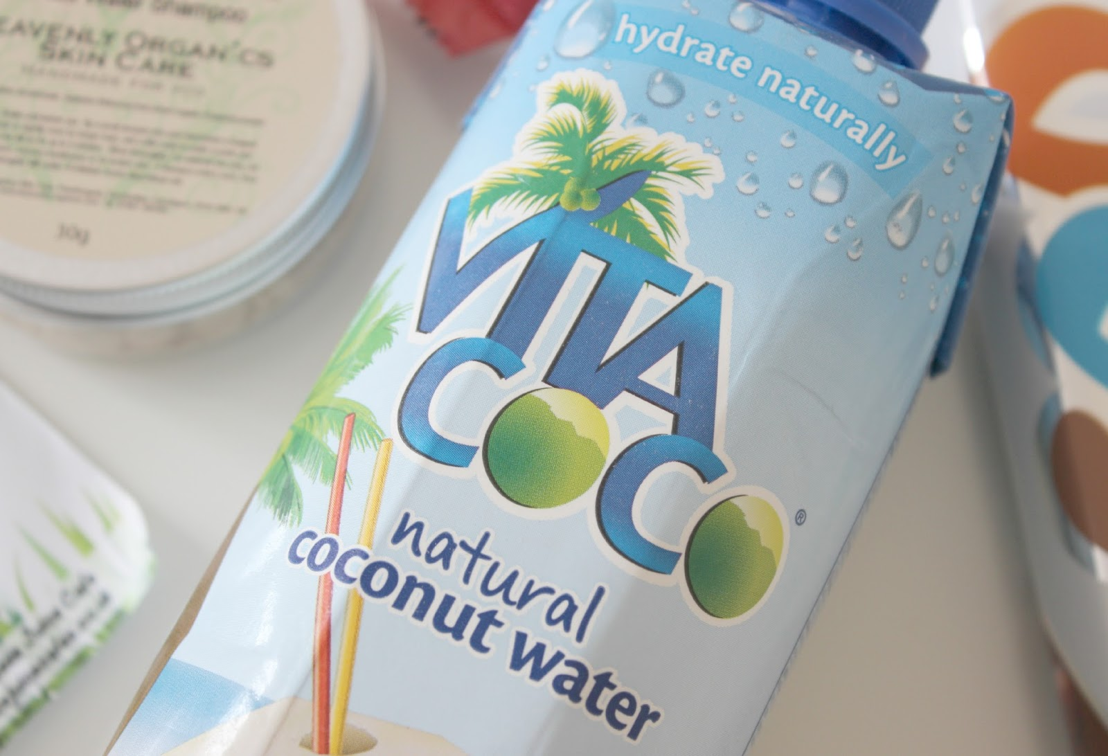 A picture of Vita Coco Natural Coconut Water
