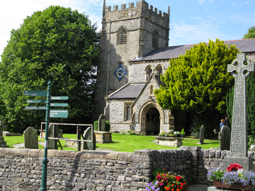 St Maty's church Ingleton