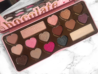 Too Faced Bonbon palette review.