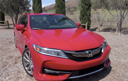 2016 Honda Accord Coupe HFP