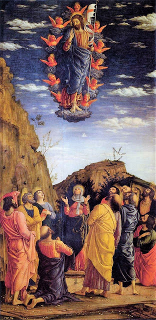 Ad Imaginem Dei: Iconography of the Ascension, Part II of IV
