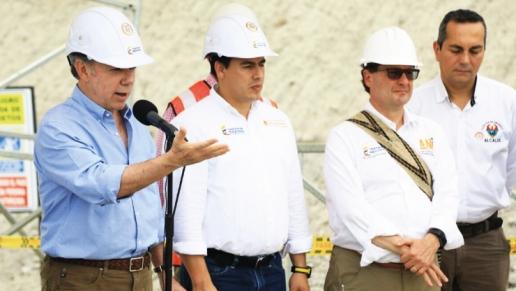 Avanzan aceleradamente obras de la autopista 4G Girardot - Honda - Puerto Salgar