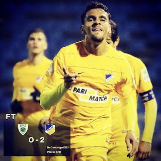 ΔΟΞΑ 0-2 ΑΠΟΕΛ, ρεπορτάζ αγώνα