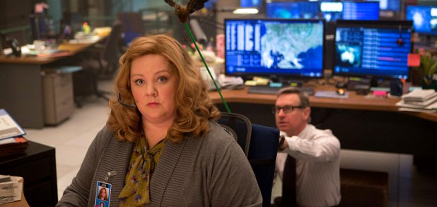 Melissa Mccarthy în comedia Spy