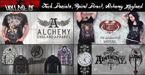 Casual, Streetwear, Rock Ένδυση και Αξεσουάρ, Hellcat