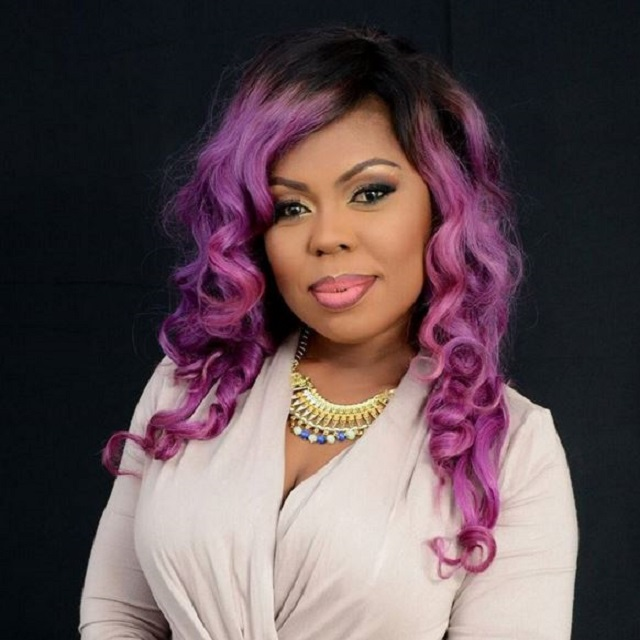 Radio/TV Presenter Afia Schwarzenegger