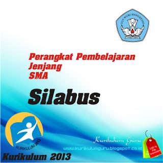 Download Contoh Silabus SMA Menggunakan Kurikulum 2013 Gratis
