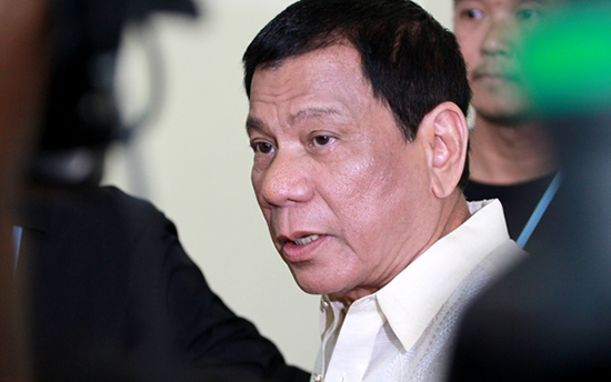 President Rodrigo Duterte to impose Freedom of Information Bill via EO