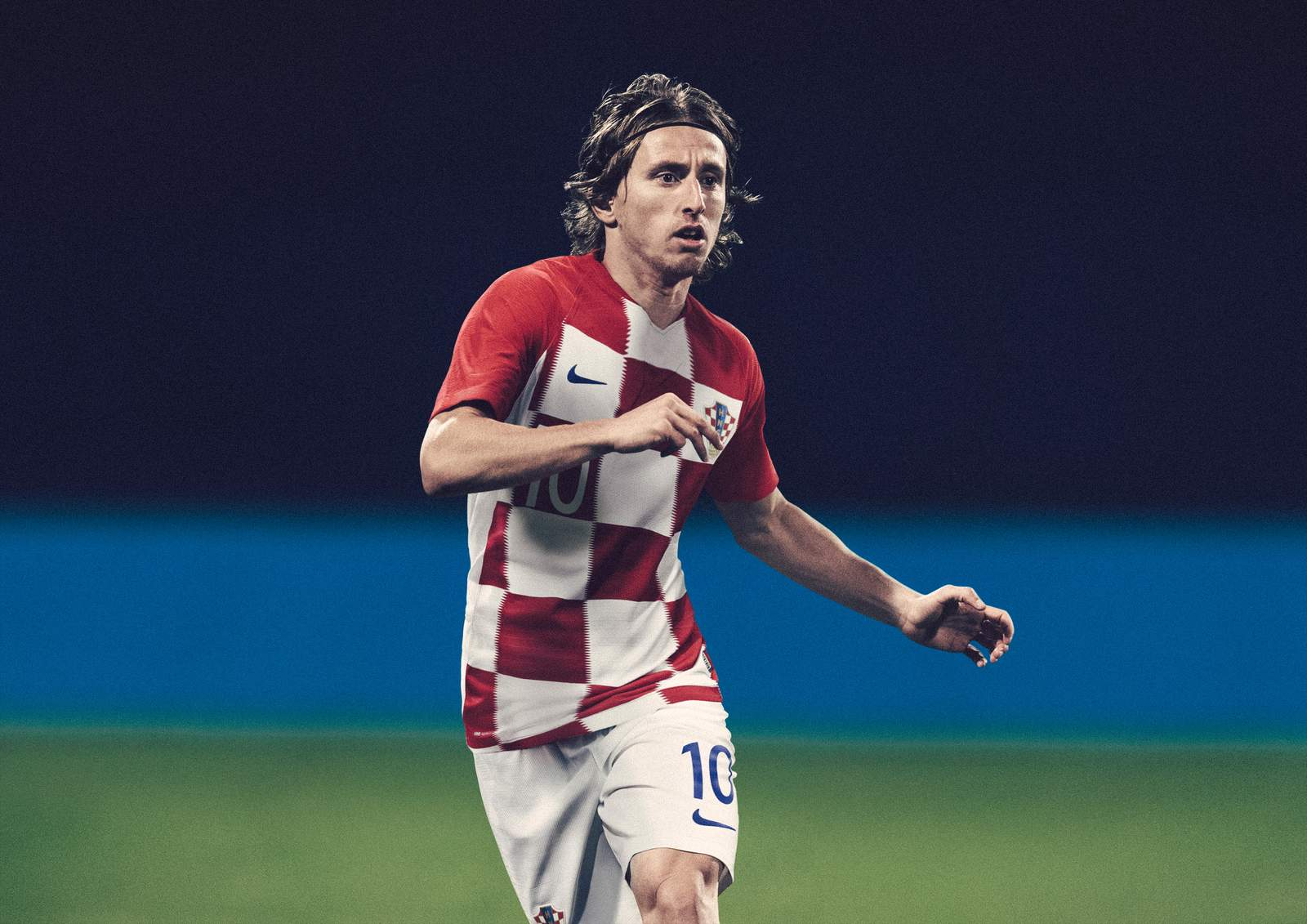 fcb19db12 White shorts and blue socks are expected to complete the Croatia 2018 World  Cup kit.