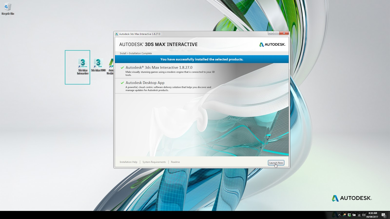 Autodesk 3DS MAX Interactive 2018 Free Download With Crack