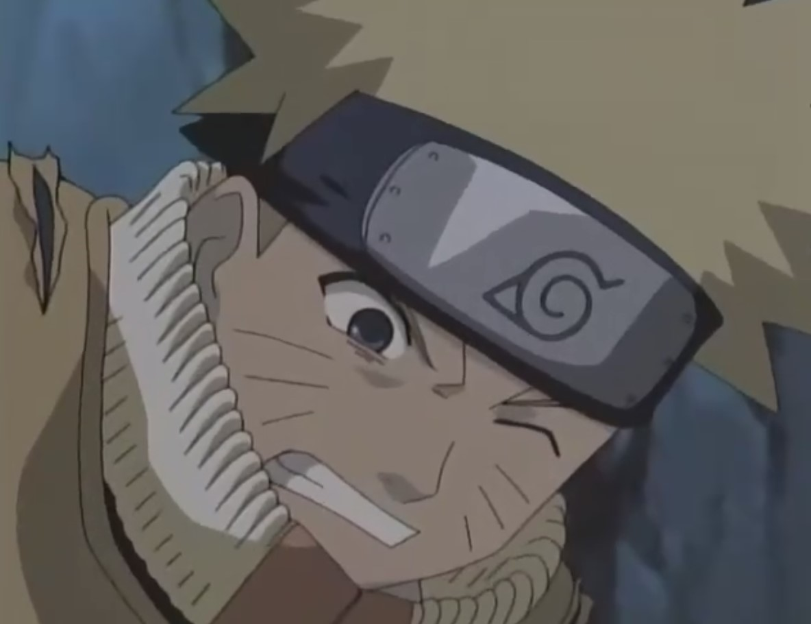 Naruto Episodio 164