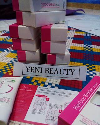 Ready stok Vienna Breast Yeni Beauty Pembesar dan Pengencang Payudara