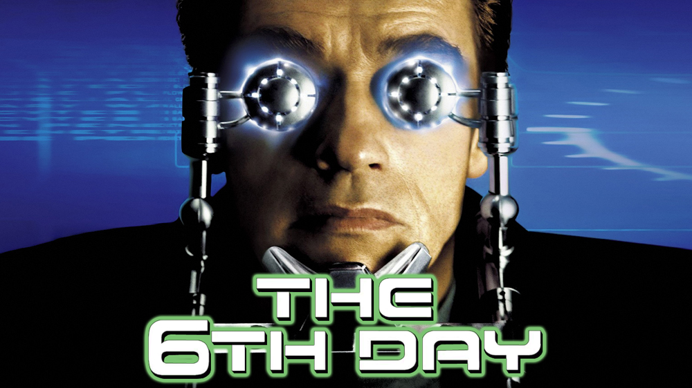 robotGEEK'S Cult Cinema: The 6th Day Film Review