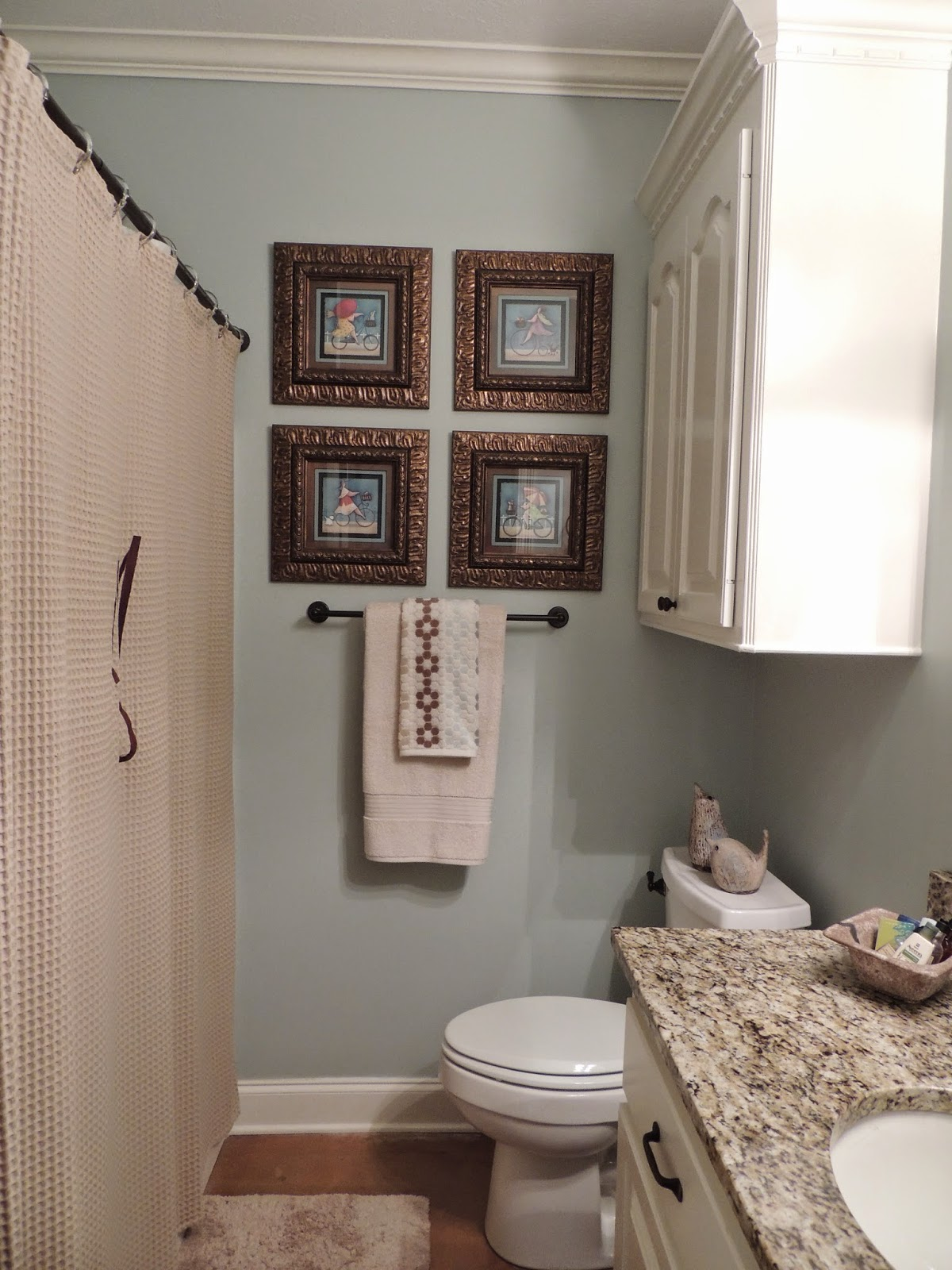 Buttercup Bliss Guest Bathroom Renovation