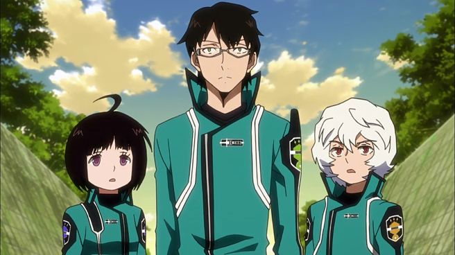 World Trigger 61 Translated