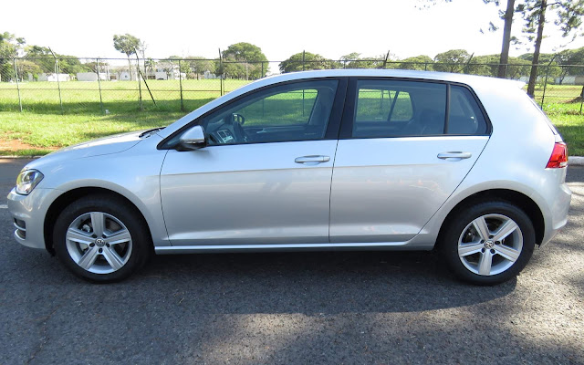 VW Golf TSI Comfortline 2017