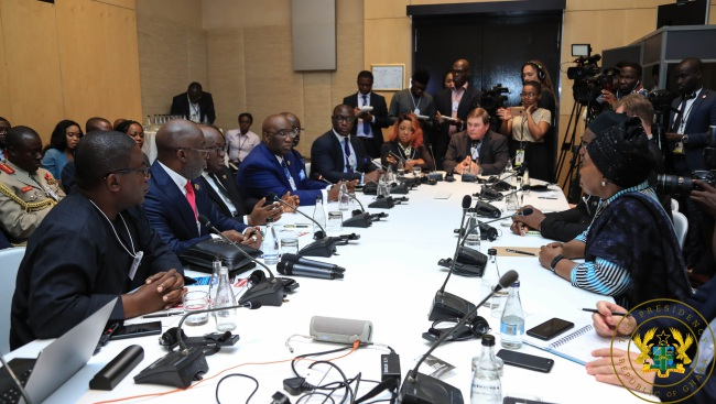 Ghana, South African Consortium Sign MoU For Accra Sky Train Project