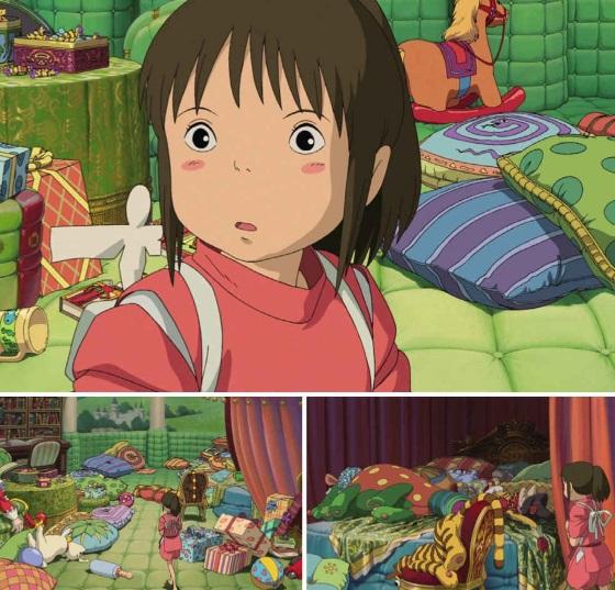 El Viaje de Chihiro: Nada de lo que Sucede se Olvida Jamás