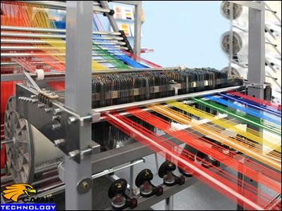 Hóa chất khử hữu hiệu màu nước thải dệt nhuộm – Quá trình sản xuất trong công nghiệp dệt nhuộm
