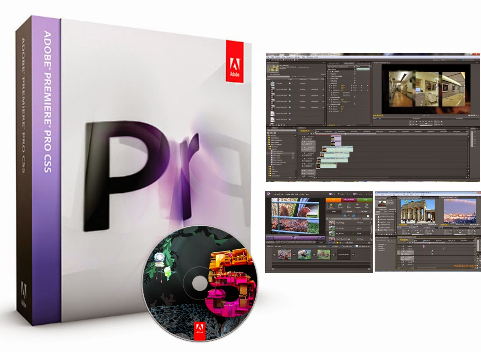 how to download adobe premiere pro cs5.5 for free