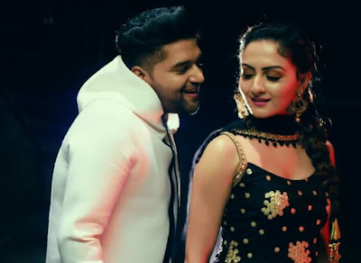 Tere Te Song actress Zaara Yesmin, Guru Randhawa Tere Te Song actress Zaara Yesmin
