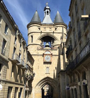 Qué ver Burdeos Puerta Saint Eloi