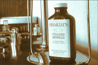 vitalize mineral shaklee