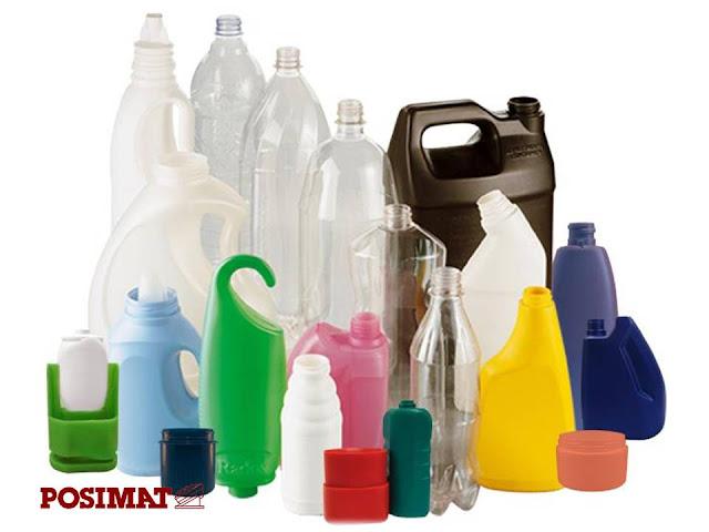 Posimat Unscrambler Botol Bulat Oval dan Kotak