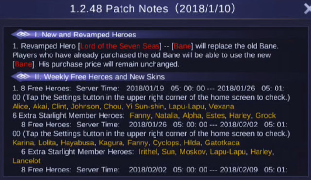 Patch Notes 1.2.48