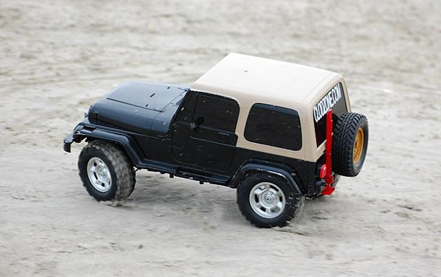Tamiya Jeep Wrangler cc-01