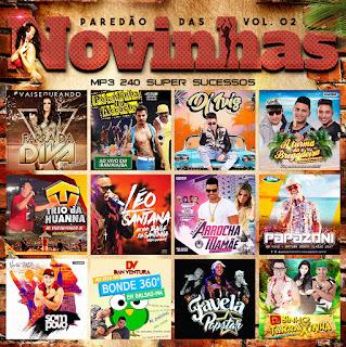 MP3 – Paredão das Novinhas – Vol.2