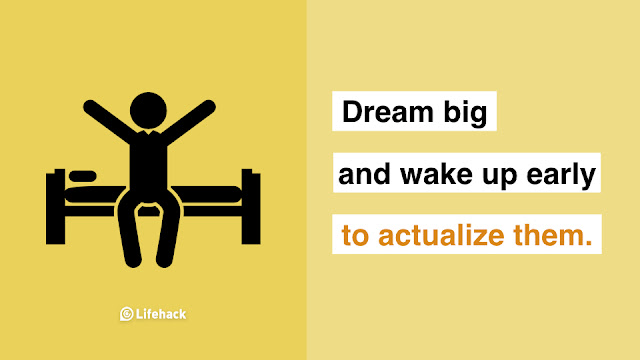 Cara Mudah Membiasakan Diri Bangun Pagi