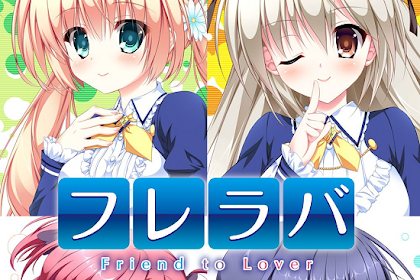 Download Game Visual Novel PC Fureraba ~Friend to Lover~ HD Renewal Edition