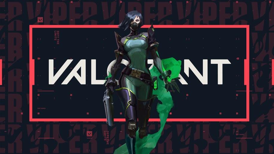 Valorant, Viper, 4K, #5.2369