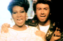 Aretha Franklin and George Michael - I Knew You Were Waiting (For Me