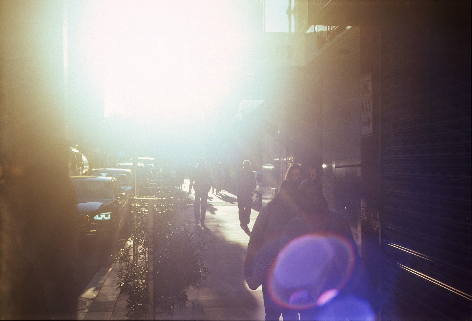 Leica Leitz Summicron M 50mm Dual Range Flare Test Review