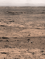 Rocky Surface of Mars