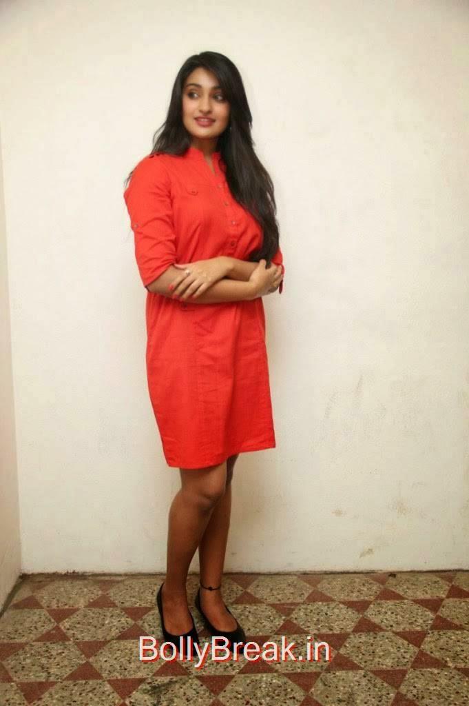 Jai Quehaeni Photo Gallery, Actress Jai Quehaeni Hot Pics in red Dress