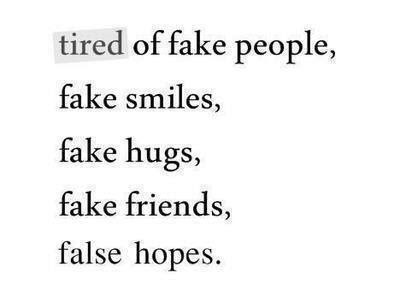 quotes about fake smiles - photo #20