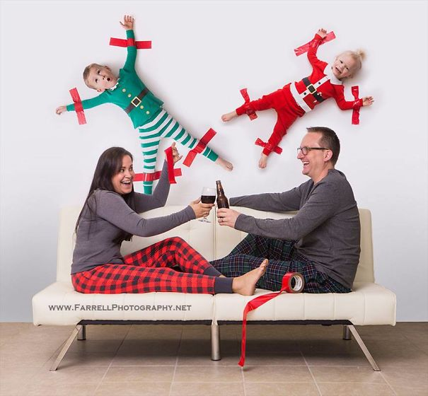 These Are The Funniest Christmas Cards We Have Ever Seen (Pictures)