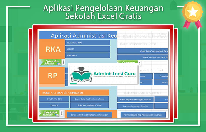 Aplikasi Keuangan Sekolah Excel Gratis Peatix