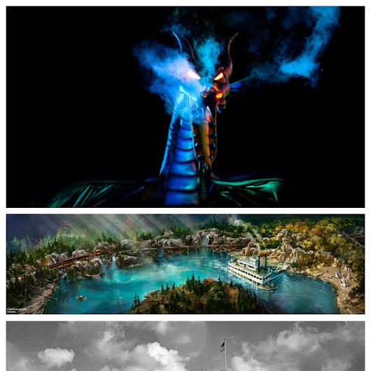 Classics Return to Disneyland Park this Summer: Fantasmic!, Rivers of America and Disneyland Railroad