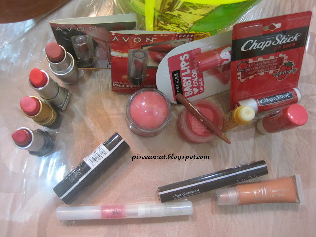 lipstick collection philippines