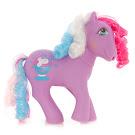 My Little Pony Strawberry Scoops Year Ten Sippin' Soda Ponies G1 Pony