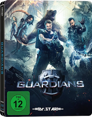 The Guardians 2017 Dual Audio 720p BRRip 1Gb