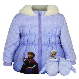 Gambar Jaket Anak Perempuan Frozen